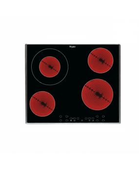 Plita vetroceramica electrica Whirlpool AKT 8600/IX