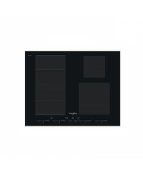Plita pe inductie Smart Cook Whirlpool SMC 654 F/BT/IXL