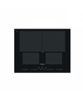 Plita pe inductie Smart Cook Whirlpool SMO 654OF/BA/IXL