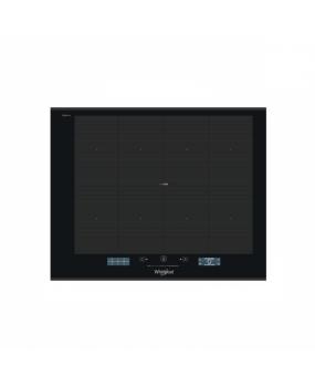 Plita pe inductie Smart Cook Whirlpool SMP 658C/BT/IXL