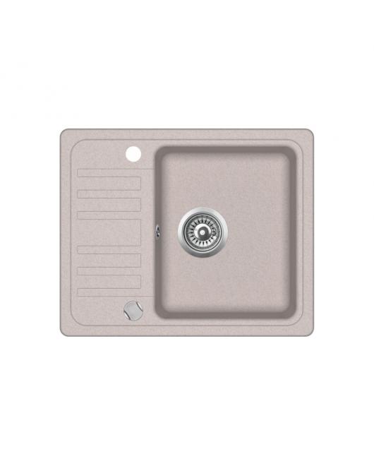 Chiuveta de bucatarie Notus SQ102-110AW - bej