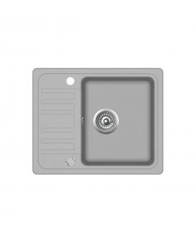 Chiuveta de bucatarie Notus SQ102-220AW - argent