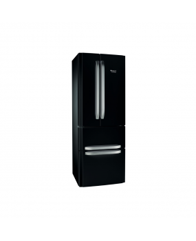 Combina frigorifica full no frost Hotpoint E4D B C1