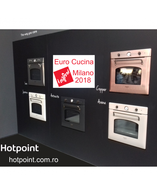 Cuptor electric Hotpoint FIT 804 H AN HA