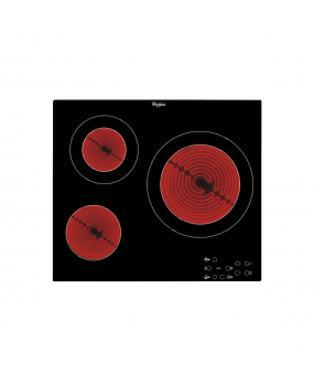 Plita vetroceramica electrica Whirlpool AKT 8030/NE