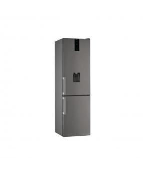 Combina frigorifica Full No Frost Whirlpool W7 911O OX H AQUA
