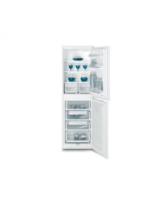 Combina frigorifica Indesit CAA 55